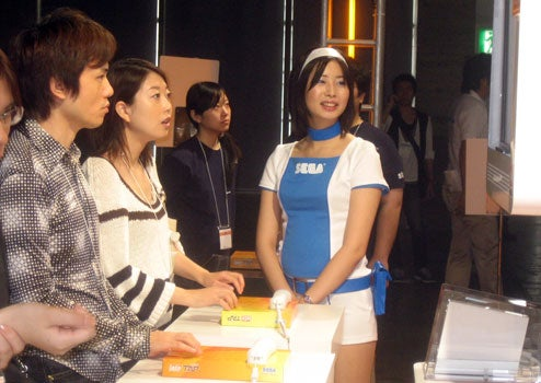 Super Smash Bros. Brawl Designer Checks Out The Wii Competition At TGS
