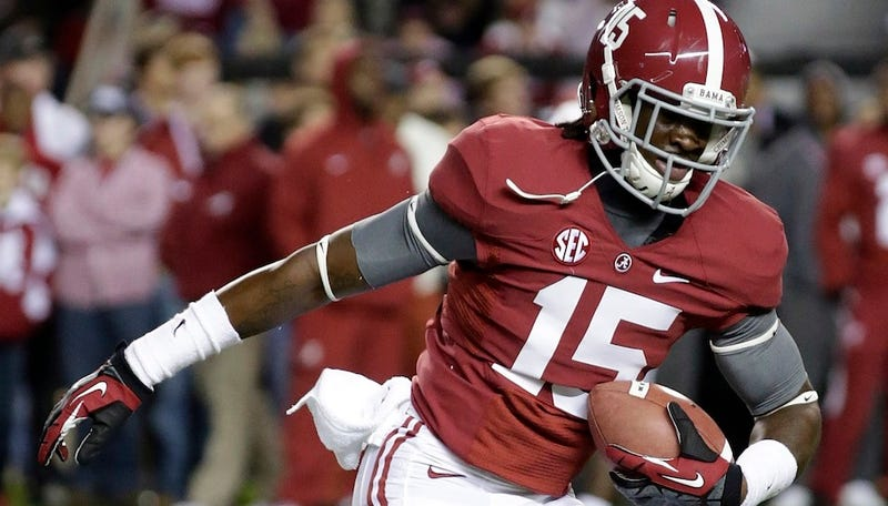 Alabama Players Arrested After They Allegedly Concussed Two Guys And Robbed Them