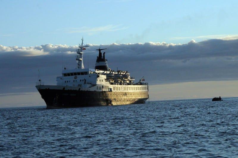 "Canada ""Orloved"" a ship"