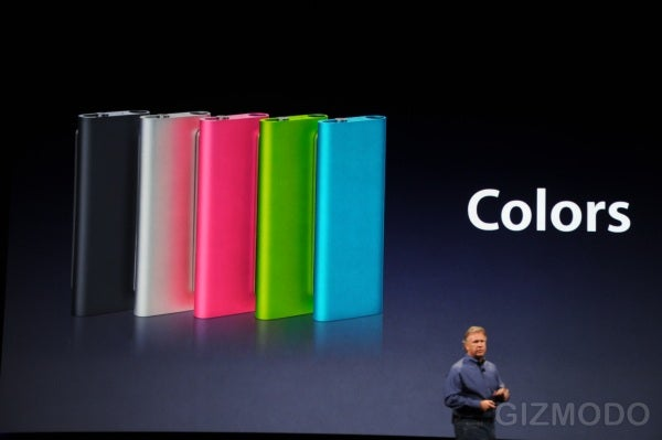 iPod Classic Gets More Storage, Shuffle Gets Colors and a Special Edition