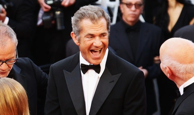 France Loves Mel Gibson