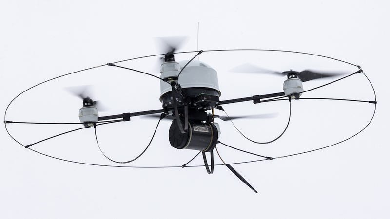 Of Course Women Are Getting Sexually Harassed by Drones