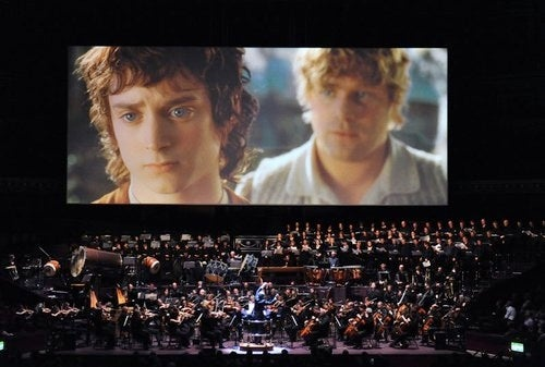 Enjoy Hobbit Bromance Backed By A Full Orchestra