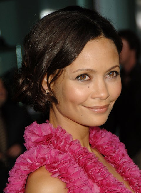 Thandie Newton: Ruffles & Ribbons & Layers, Oh My