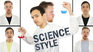 Science parody of a Taylor Swift song