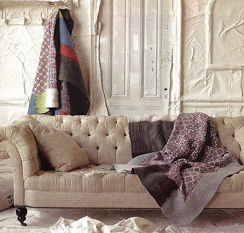 Anthropologie's Hazy Shade Of Winter