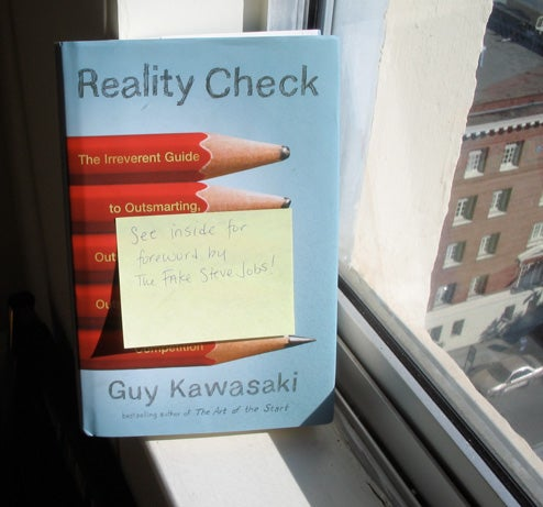 Guy Kawasaki's new book — an excerpt from the foreword