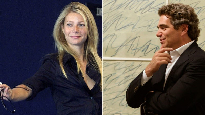 Vanity Fair May Discuss Gwyneth Paltrow's Extramarital Gooping
