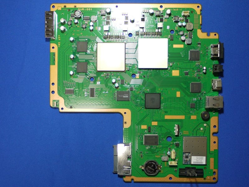 The New Guts of the PlayStation 3