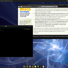 Desktop Show and Tell, Linux Edition