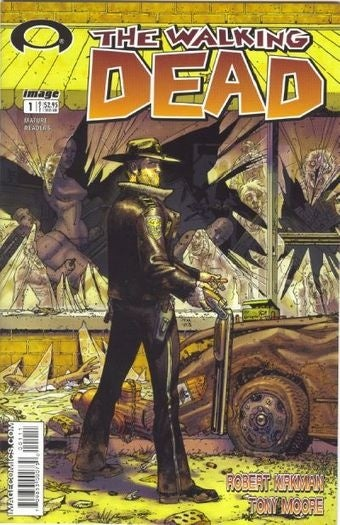 In Comic-Land, All Zombies Must Re-Die!