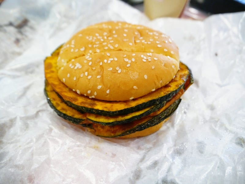 You'll Never Guess Where Burger King's Pumpkin Burger Hides Its Lettuce