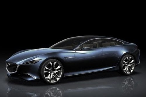 Shinari: If Mazda Designed A Jaguar XF