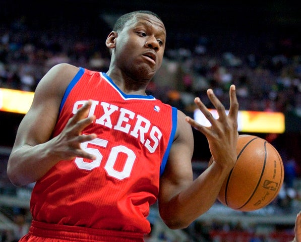 76ers Forward And Romney Supporter Lavoy Allen Didn't Let Last Night's Election Results Stop Him From Macking