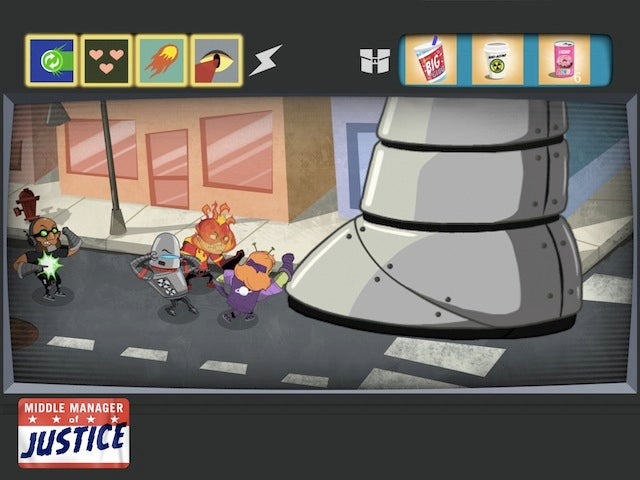 Double Fine's Next Game Is For iPhone, And It's About Superheroes