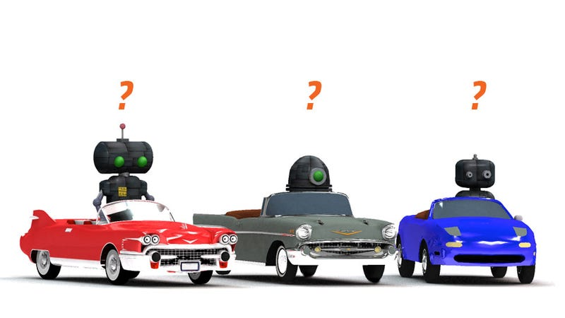What Should Robot Cars' Ethical Rules Be?