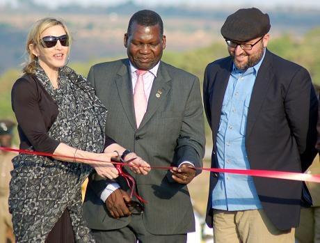 White (Wo)Man's Burden: Madonna, Malawi, & Celebrity Activism