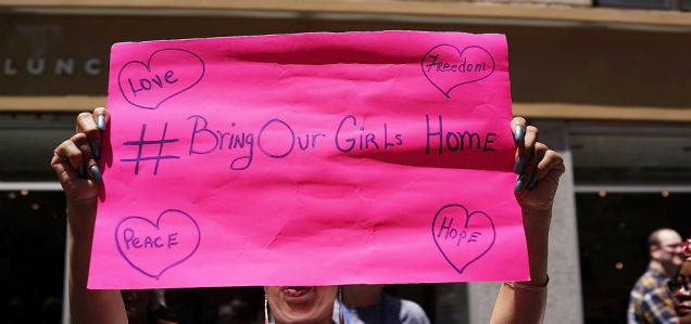 More Than 60 Women and Girls Escape Boko Haram in Nigeria