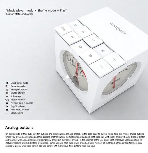 Mint Cube Gallery