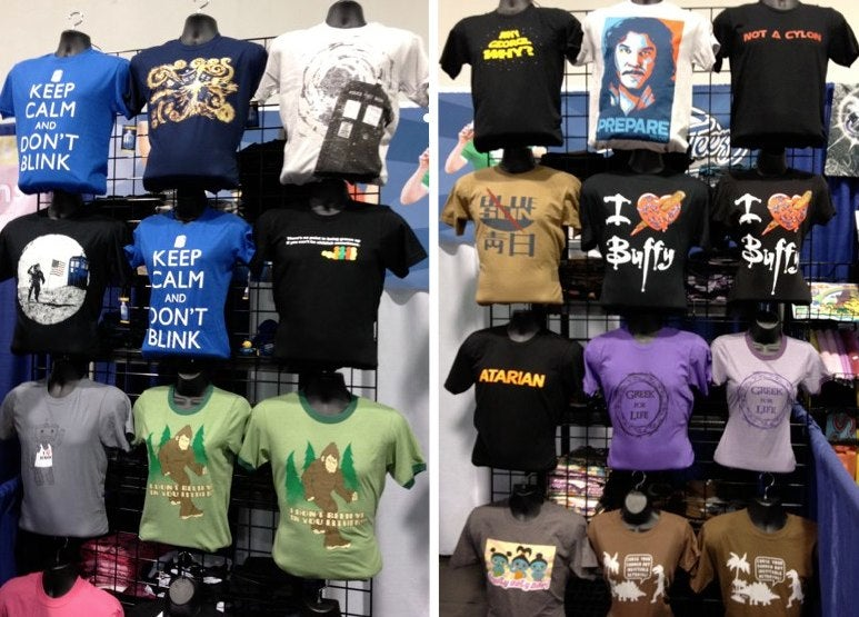 Best Of The WonderCon Floor: Superhero Undies, Evel Knievel Fett and More!