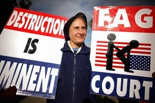 Is the Westboro Baptist Church Protected by the First Amendment?
