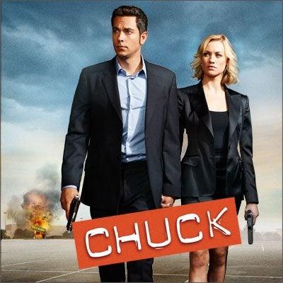 Chuck promo art