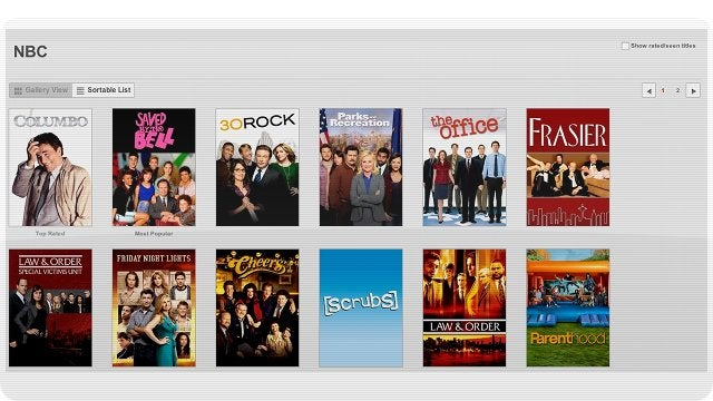 You Can Finally Search Netflix By TV Network