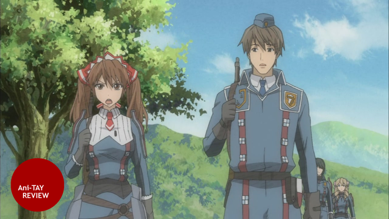 Dex's Review: Valkyria Chronicles