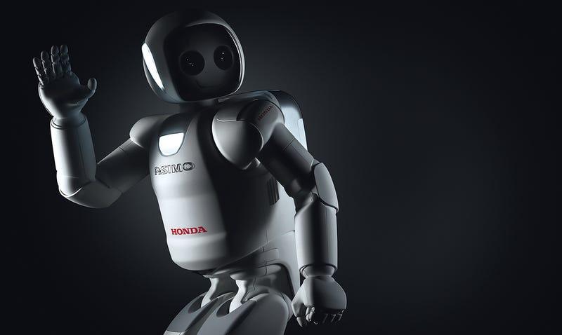 Honda's Asimo Robot Gets a Little Bit Better, a Whole Lot Creepier