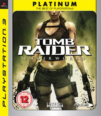 Tomb Raider: Underworld Unearths Trophies Next Week