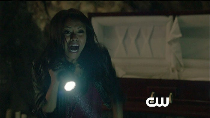Let's count all the ironies in last night's Vampire Diaries