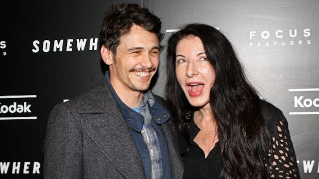 Marina Abramovic to Ask James Franco: 'Who Are You?'