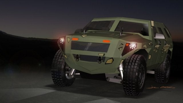 The FED Hybrid Humvee Will Save the US Army Millions at the Pump