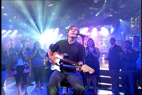Battle of the Rock Bands Tonight on SPIKE