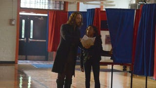 Sleepy Hollow has an evil pregnancy! ...Another one.