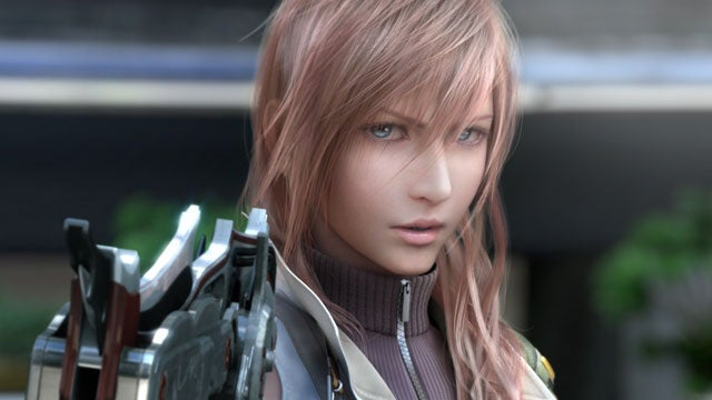 Final Fantasy XIII On Xbox 360 Looks Like This