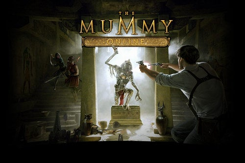 A Massively Multiplayer Mummy? Madness!
