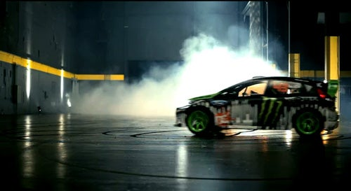 Ken Block's Gymkhana 3: Part 1 Is Such A Tease