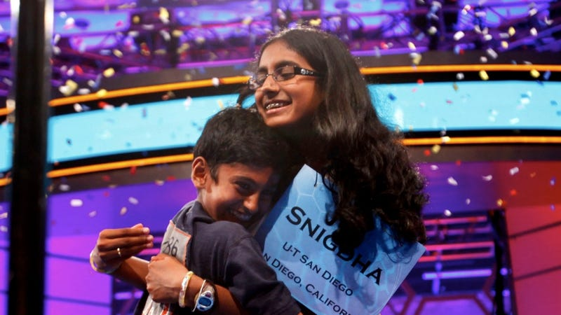 14-Year-Old Spelling Bee Champion Is Your New Role Model