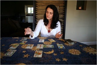 It Is Decidedly So: Psychics Find Success As The Economy Collapses