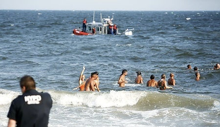 Update: Seven 'Presumed' Drowned at NY Beaches