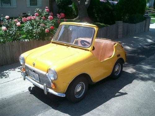 Shorty Austin Mini For Sale