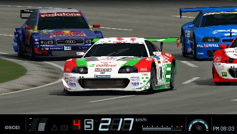 First Gran Turismo Mobile Footage, Stills Look Stellar