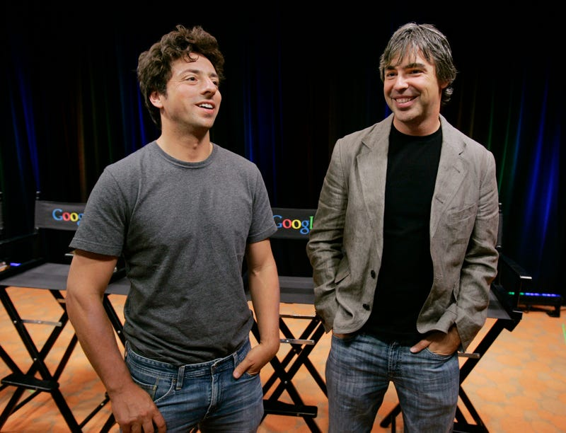 Larry and Sergey's Greed-Shot to Control Google Stock Paid Off