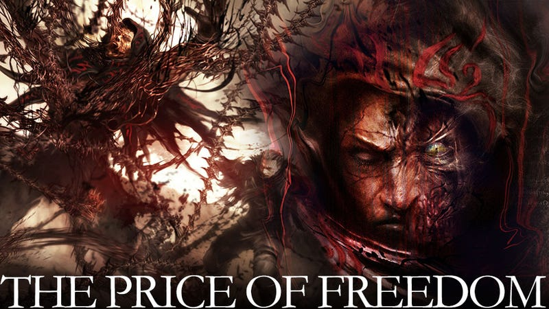 Soul Sacrifice Isn't About Revenge, It's About Choices. Terrible, Terrible Choices.