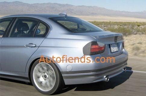 2009 BMW 335d Diesel Testing In U.S., Features Bluetec-Style Peeburner