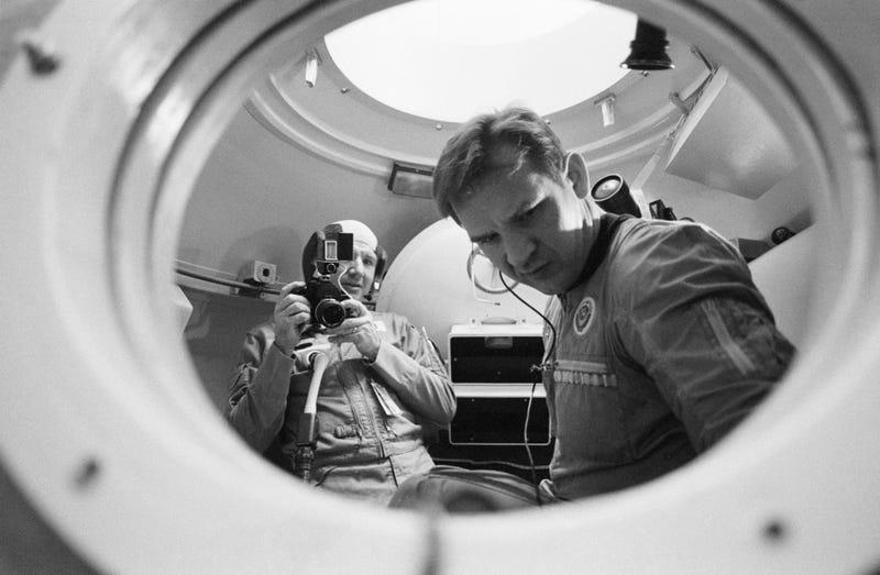 Meghalt Kubaszov űrhajós, Farkas Bertalan parancsnoka