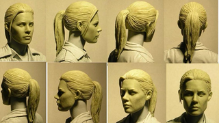 Now It's <i>Alien Isolation</i>'s Amanda Ripley's Turn To Get An Action Figure