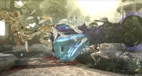 Bayonetta Still Turning On Game Reporters