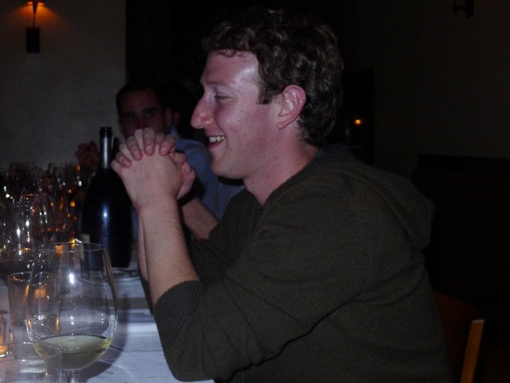 Happy Belated Birthday, Facebook: Here's a Drunk Mark Zuckerberg